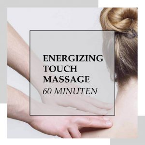 Gutschein für Energizing Touch Massage 60 min | HopeCosmetics
