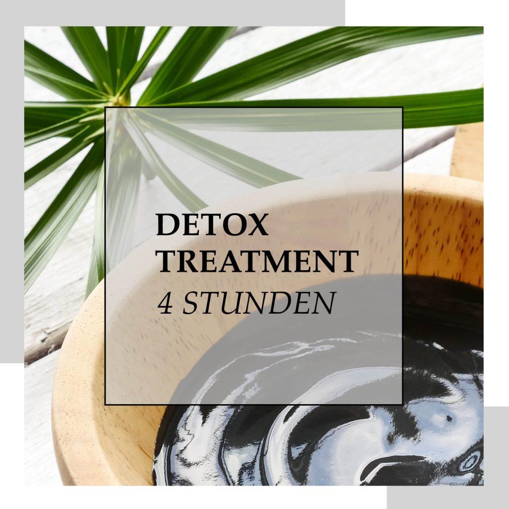 Gutschein für Detox Treatment 4 Stunden | HopeCosmetics