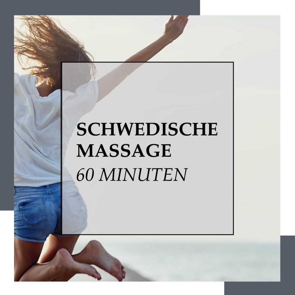 Gutschein für Schwedische Massage 60 min | HopeCosmetics