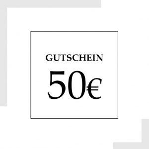 Gutschein 50 Euro | HopeCosmetics