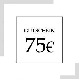 Gutschein 75 Euro | HopeCosmetics