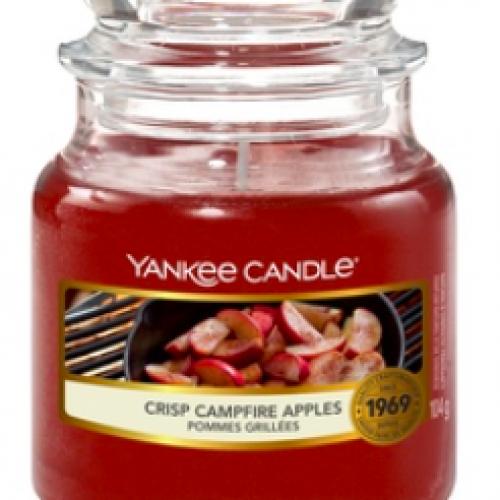 Crisp Campfire Apples kl